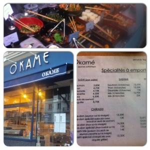 Okamé, 235 rue du Faubourg Saint-Honoré, 75008 Paris (Metro ...